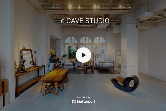 matter port Le CAVE STUDIO