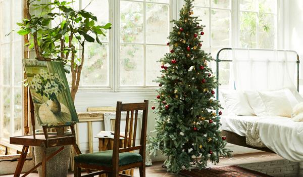 スタジオ クリスマスツリー プロップ